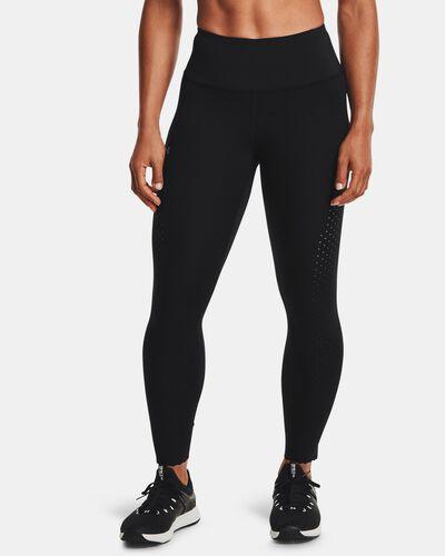Women's UA RUSH™ No-Slip Waistband Ankle Leggings