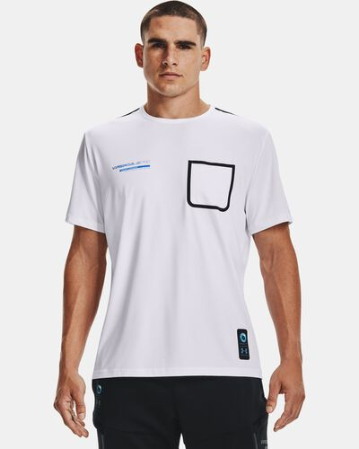 Men's UA x Virgin Galactic Pocket Short Sleeve
