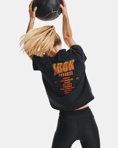 Women's Project Rock Bull Short Sleeve