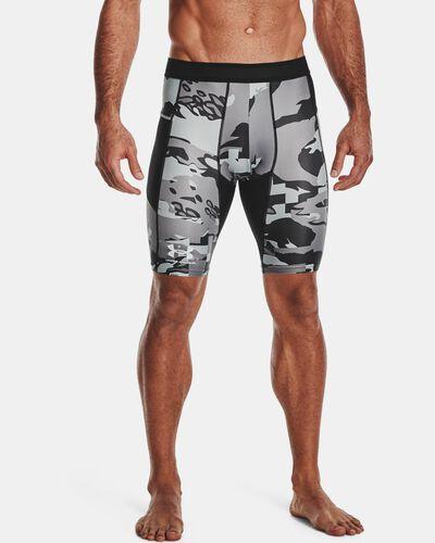 Men's UA Iso-Chill Compression Print Long Shorts