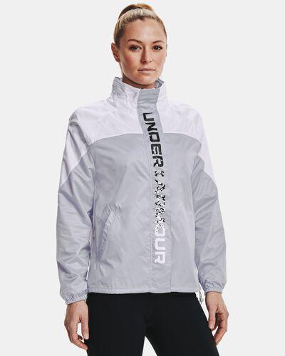 Women's UA RECOVER™ Woven Shine Jacket