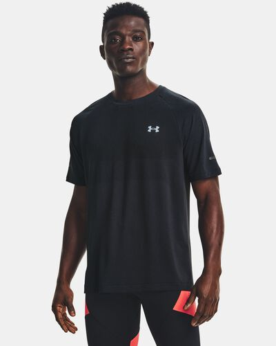 Men's UA Vanish Seamless Run Short Sleeve