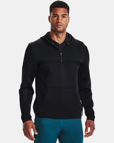 Men's Curry Hooded Track Jacket