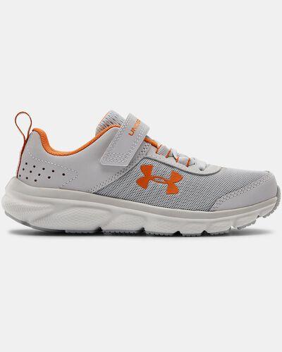 Pre-School UA Assert 8 AC Running Shoes