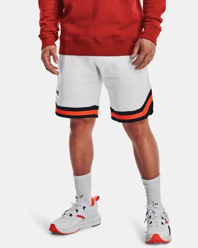 Men's UA Rival Fleece Alma Mater Shorts