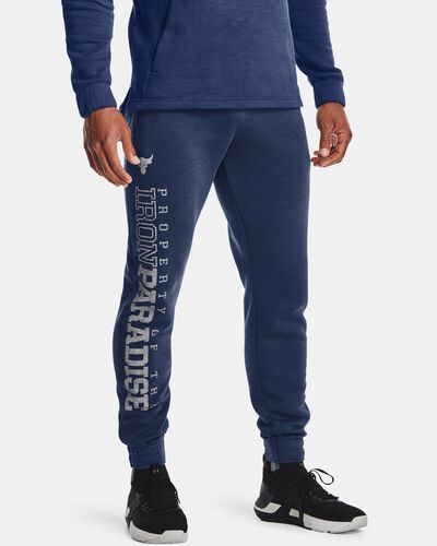 Men's Project Rock Charged Cotton® Fleece Joggers