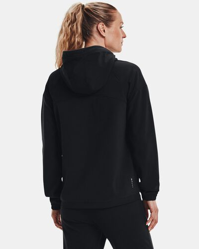 Women's UA RUSH™ Fleece Full-Zip Hoodie