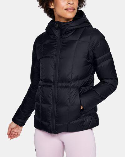 Women's UA Armour Down Hooded Jacket