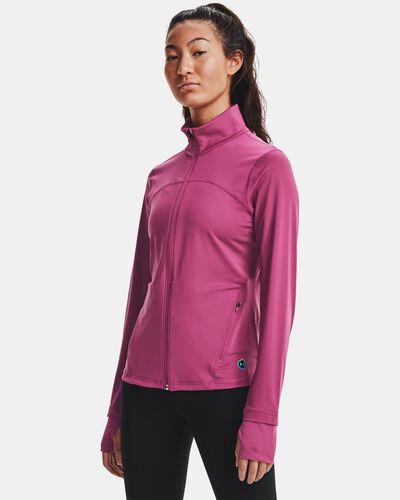 Women's UA RUSH™ Full Zip
