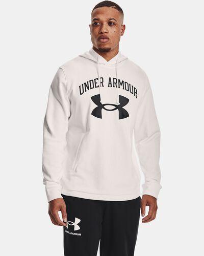 Men's UA Rival Terry Big Logo Hoodie