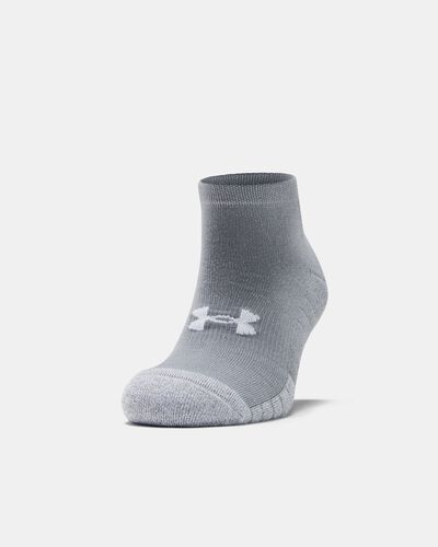 Adult HeatGear® Lo Cut Socks 3-Pack