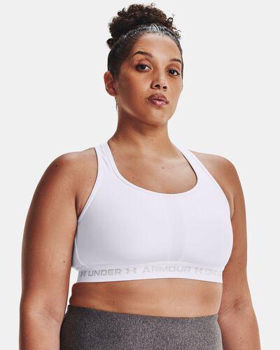 Women's Armour® Mid Crossback Sports Bra