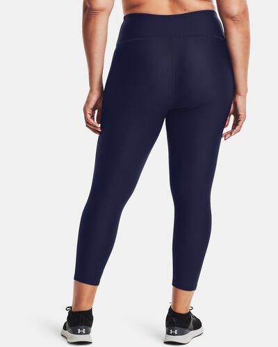 Women's HeatGear® Armour No-Slip Waistband Ankle Leggings
