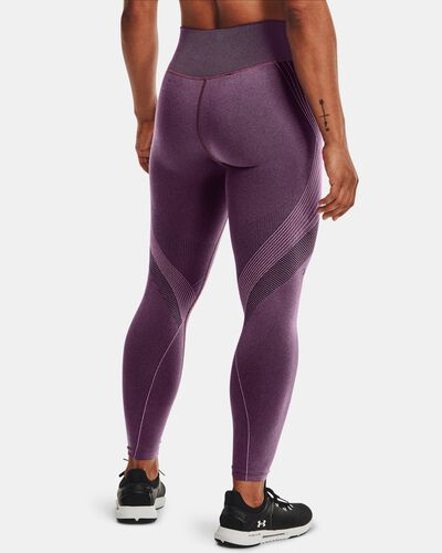 Women's UA RUSH™ Seamless Ankle Leggings