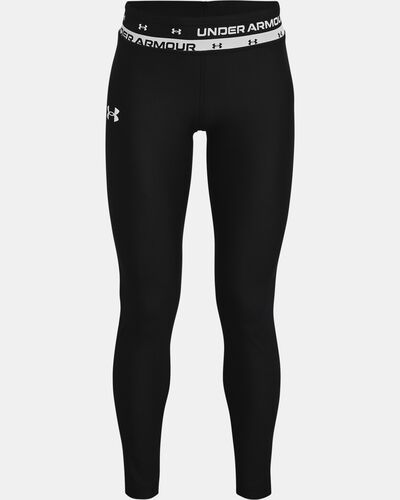 Girls' HeatGear® Armour Leggings