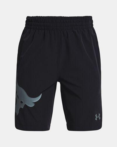 Boys' Project Rock Woven Shorts