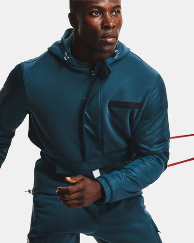 Men's ColdGear® Infrared Utility ½ Zip Jacket