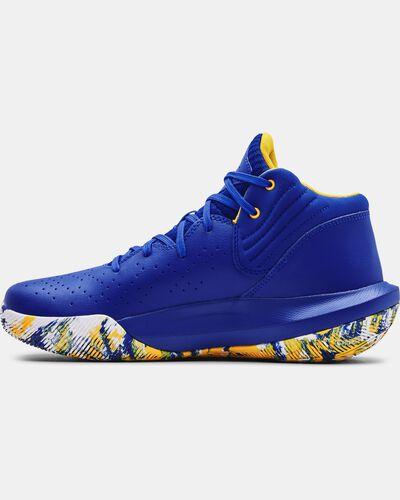 Unisex UA Jet '21 Basketball Shoes
