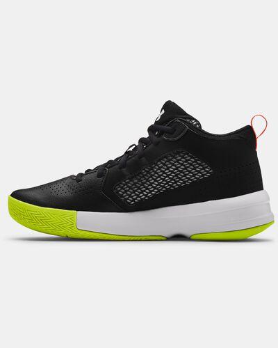Adult UA Lockdown 5 Basketball Shoes