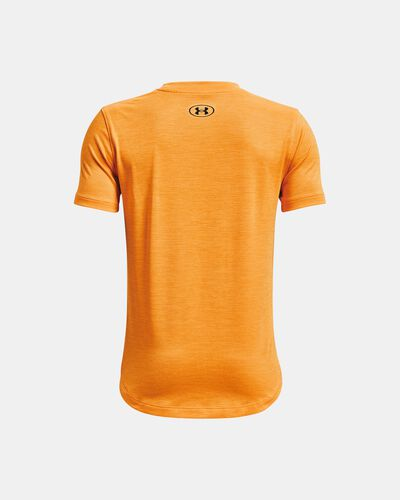 Boys' UA Vented Short Sleeve