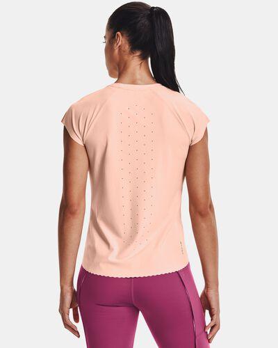 Women's UA RUSH™ Perf Short Sleeve