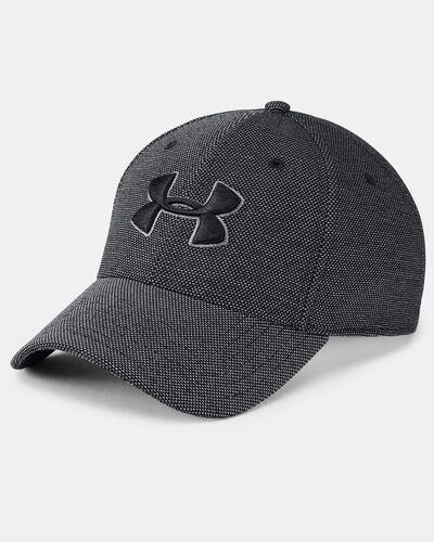 Men's UA Heathered Blitzing 3.0 Cap