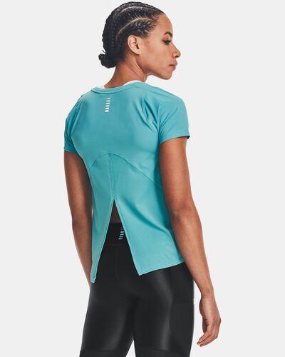 Women's UA Iso-Chill Run Short Sleeve