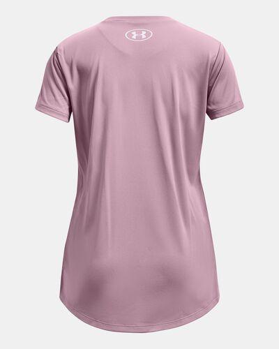 Girls' UA Tech™ Big Logo Short Sleeve
