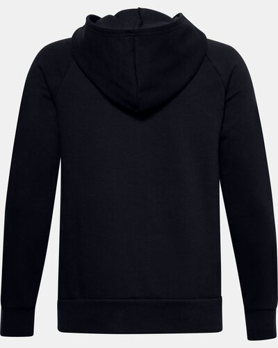 Boys' UA Rival Fleece Full Zip Hoodie