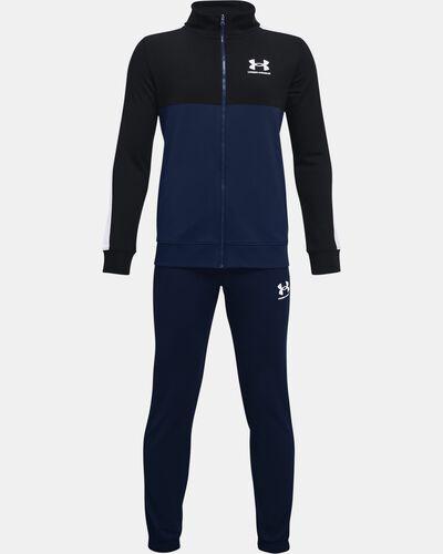 Boys' UA CB Knit Track Suit