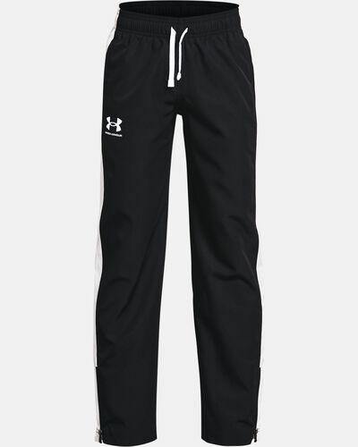 Boys' UA Woven Track Pants