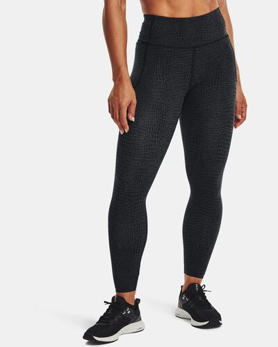 Women's UA Meridian Print Ankle Leggings