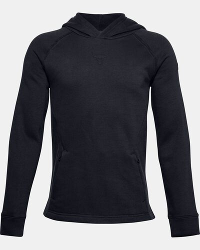 Boys' Project Rock Charged Cotton® Hoodie