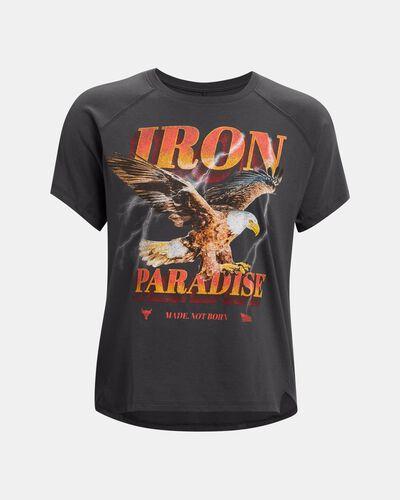 Women's Project Rock Iron Paradise Short Sleeve