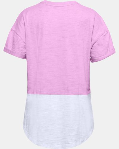 Girls' Charged Cotton® Short Sleeve