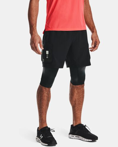 Men's UA Run Anywhere 2-in-1 Shorts