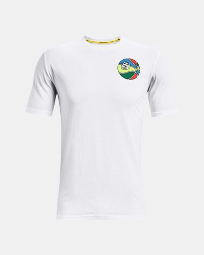 Men's Curry Basketball Graphic T-Shirt