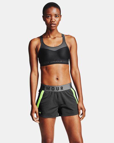 Women's Armour® High Crossback Sports Bra