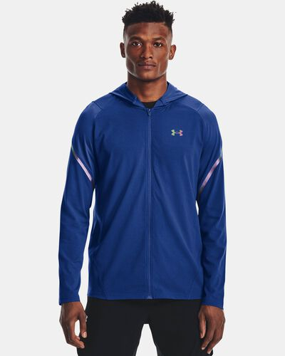 Men's UA RUSH™ Full-Zip Hoodie