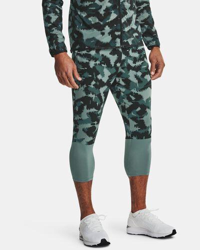 Men's UA Run Anywhere Printed ¾ Pants