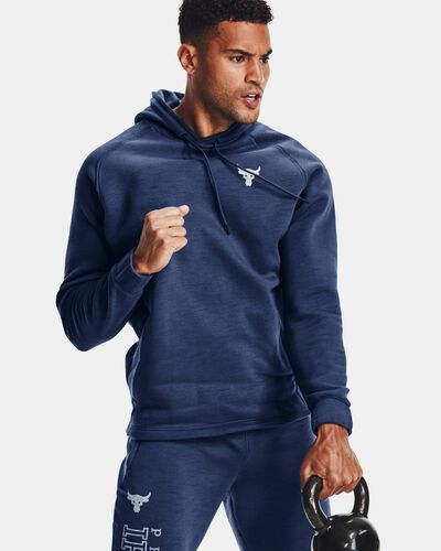 Men's Project Rock Charged Cotton® Fleece Hoodie