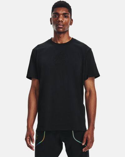 Men's Curry Embroidered UNDRTD T-Shirt