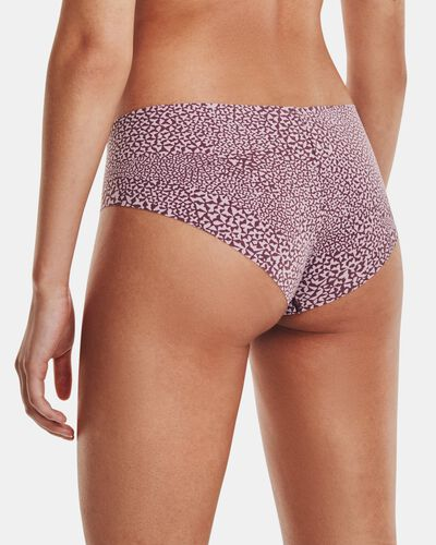Women's UA Pure Stretch Hipster 3-Pack Printed