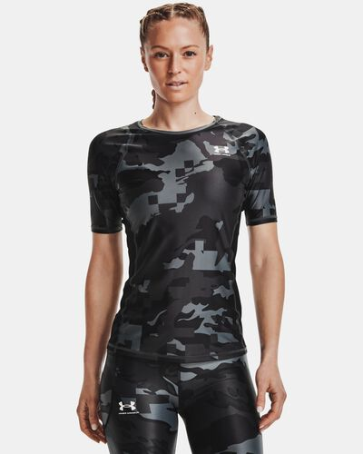 Women's UA Iso-Chill Compression Team Short Sleeve