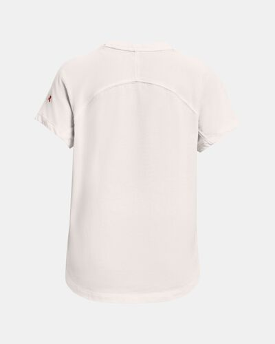 Girls' Project Rock After It Short Sleeve