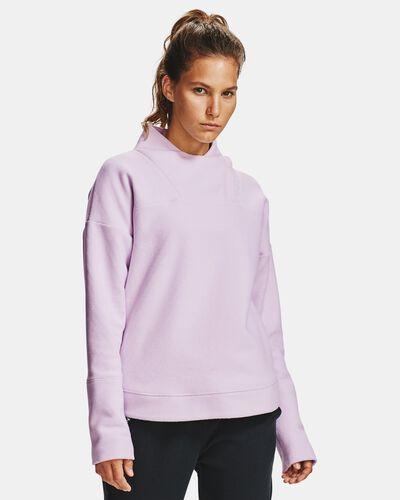 Women's UA RECOVER™ Fleece Wrap Neck