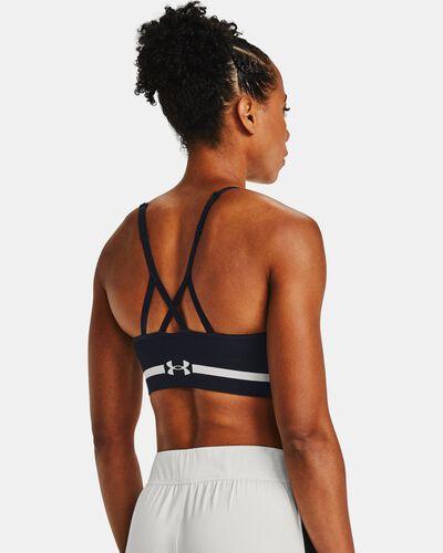 Women's UA Seamless Low Long Sports Bra