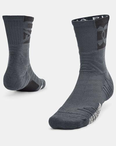 Unisex UA Playmaker Crew Socks