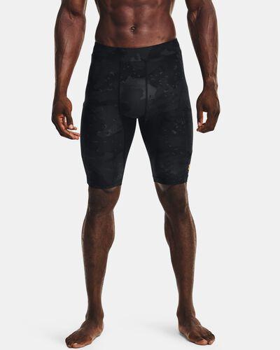 Men's Project Rock Camo Compression Shorts