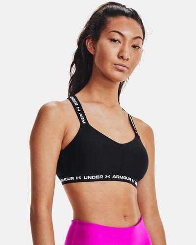 Women's UA Crossback Low Sports Bra